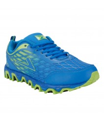 Vostro Audi04 Blue Green Men Sports Shoes VSS0180